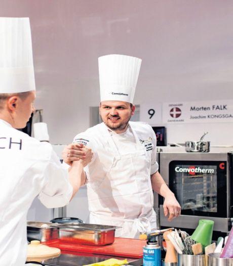 Librije-koks strijden om de winst tijdens het culinaire WK