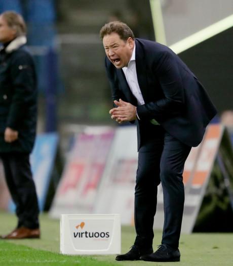 Sloetski in beeld als hoofdtrainer bij AEK Athene