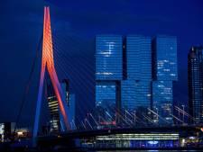 Dit is waarom Rotterdam vanavond oranje kleurt