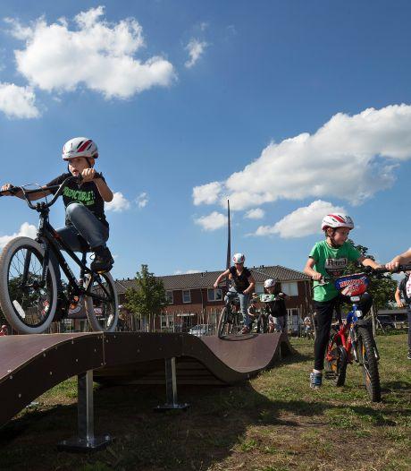 Crossbaan 'Pumptrack' reist jaar lang door Oost Gelre