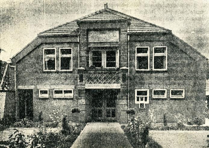 De Leeszaal in het Bondsgebouw op de Heuvel kreeg te maken met ernstige Nazi-censuur.