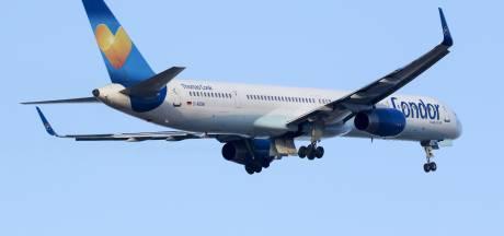 Duits vliegtuig maakt noodlanding na bommelding