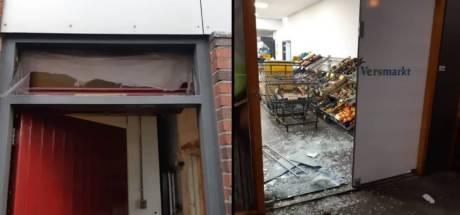 Twee inbraken in één nacht bij supermarkten in Culemborg