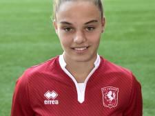 Goorse Naomi Hilhorst met Oranje in halve finale EK
