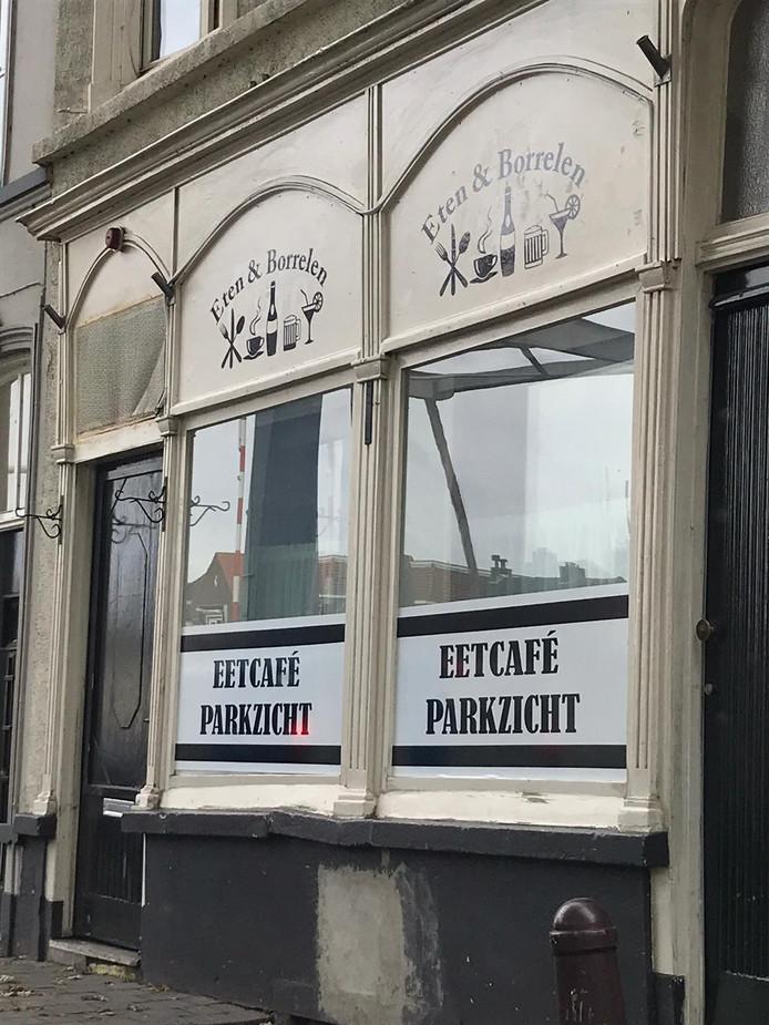 Eetcafé Parkzicht