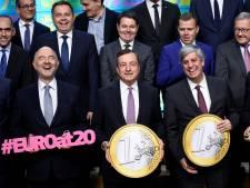 De euro is jarig, maar een feest is het niet