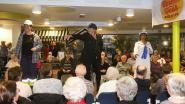 Ludieke modeshow in rusthuis Hof ter Veldeken moet centen opbrengen voor Warmste Week