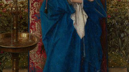 Museum Mayer van den Bergh striktlaatste meesterwerk van Van Eyck