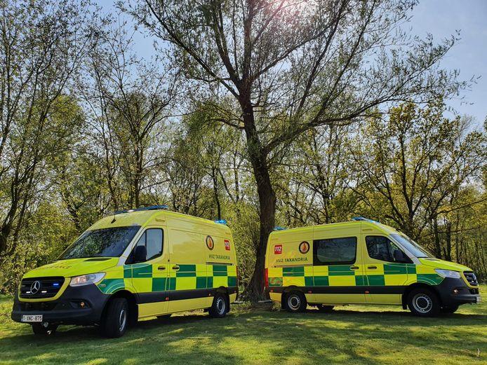 De brandweerpost Hoogstraten telt voortaan twee ziekenwagens.
