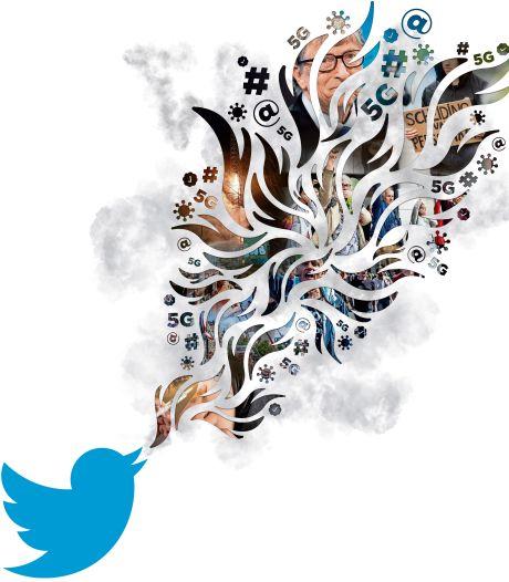Complotdenken over 5G en de pandemie: hoe een Twitterstorm zendmasten kan vellen