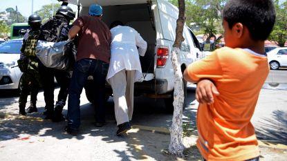 Zestien doden bij twee vuurgevechten met politie in Mexico
