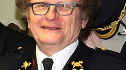Brandweerkapitein overleden na slepende ziekte