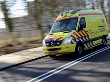 Man en kind gewond na ernstige botsing Amstelveen