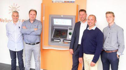 Nieuw kantoor van ING in Tollembeek