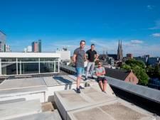 Tilburg krijgt rooftop-bar, midden in de stad: 'Dit wordt zó vet'