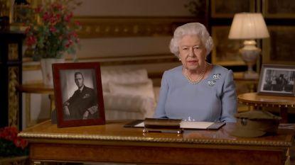 Personeel koningin Elizabeth werkt in ploegendienst tijdens crisis