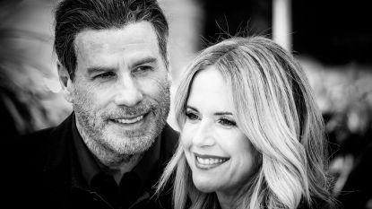 Hun huwelijk overleefde homogeruchten, Scientology en het overlijden van een kind: het liefdesverhaal van John Travolta en Kelly Preston