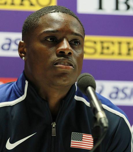 Coleman verbetert wereldrecord op 60 meter indoor