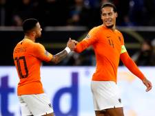 Troostende Van Dijk gaat het internet over: 'Great captain we have'
