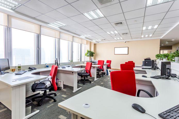Lege kantoorruimtes worden omgebouwd tot huizen.