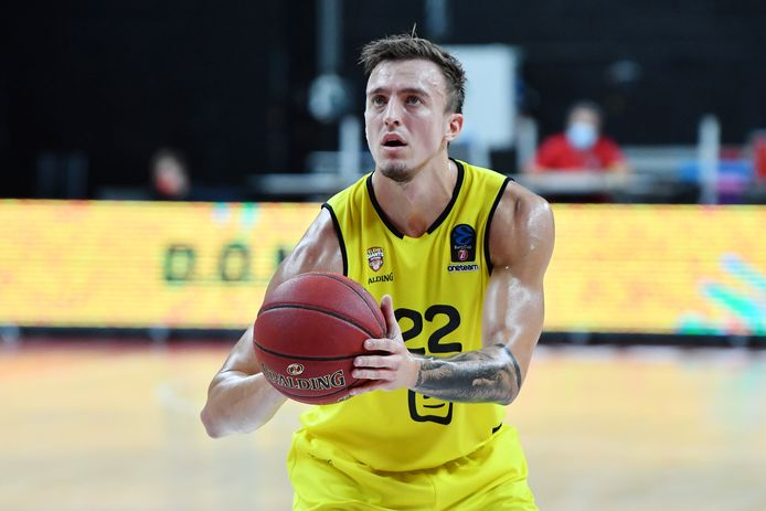 Vincent Kesteloot gaat in Litouwen op zoek naar een eerste zege in de EuroCup.