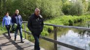 Niet langer natte voeten in Netevallei door overstromingsgebied