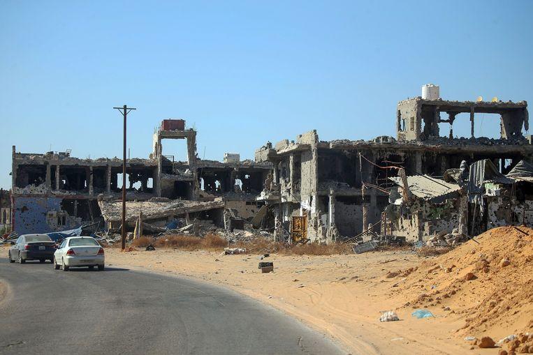 Het is roerig in het olierijke Libië sinds een opstand in 2011 die de dictator Muammar Khaddafi ten val bracht.