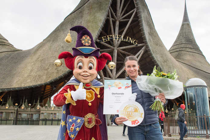 De Efteling in de categorie attractieparken.