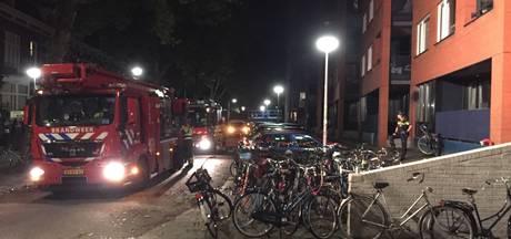 Brandje in studentencomplex Nijmegen snel onder controle
