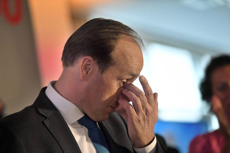 Ingo Senftleben van CDU. Beeld AFP