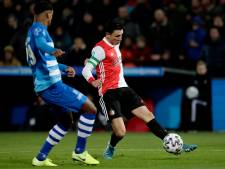 Samenvatting | Berghuis bezorgt Feyenoord krappe zege