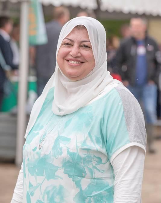 Fatma Abdelmotaleb Mostafa Gaballah uit Egypte