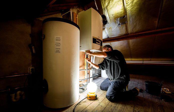 Elektrische oplossingen, zoals warmtepompen, zijn het populairste alternatief voor aardgas