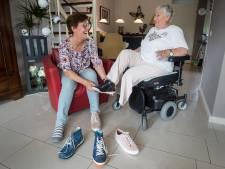 Angèle heeft eindelijk iemand gevonden om één paar schoenen mee te delen