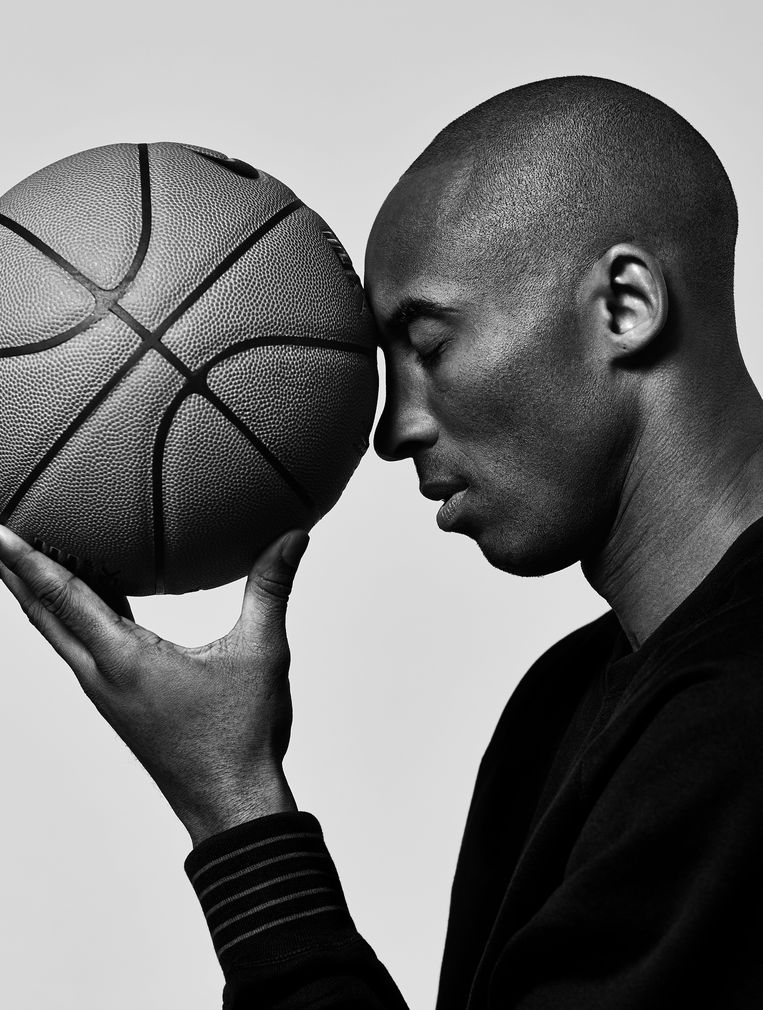 Kobe Bryant (1978-2020). Beeld CAMERA PRESS/Neil Bedford
