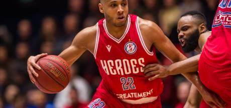 Basketbalseizoen afgelopen: Heroes eindigt als derde