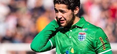 PEC Zwolle verhuurt Achahbar aan NEC