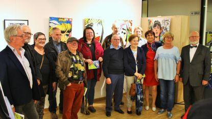 Acht kunstenaars stellen tentoon in zaal Meilief