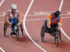 Na brons nu zilver voor wheeler Van Weeghel op WK