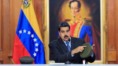 """Venezolaanse president houdt oppositieleden verantwoordelijk voor """"aanslag met drones"""""""