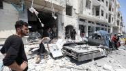 Veertien burgers gedood bij luchtaanvallen in Syrië