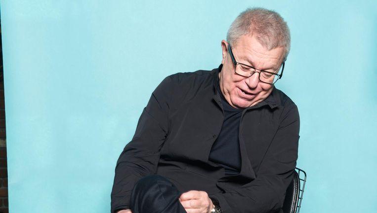 Daniel Libeskind. Beeld Els Zweerink