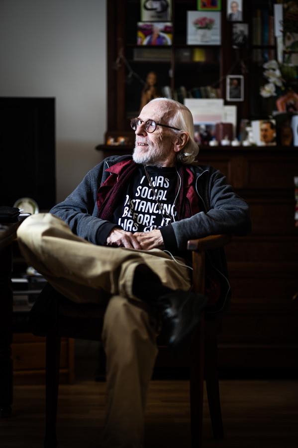 Zijn gezondheid houdt Theo Raaijmakers, missiepater in Bolivia, gekluisterd in Nederland.
