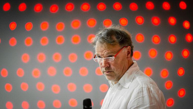 Hans Spekman mag het nog vier jaar proberen Beeld ANP