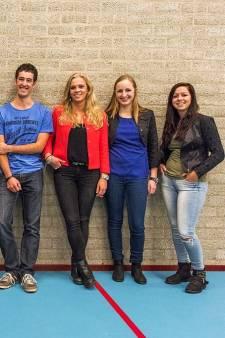 De 'acht van groep acht' uit Biest-Houtakker krijgen hun eerste kindje