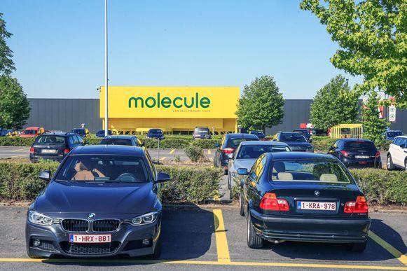 Molecule verwacht veel drukte, met de feestelijke opening van de vernieuwde afdeling elektro.