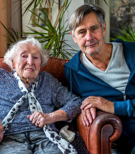 Bejaarden zorgflat De Keizershof zijn boos en verdrietig: 'Ik hoop de verhuizing niet meer mee te maken'