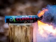 Vuurwerkhandel floreert: een cobra6 bestel je net zo makkelijk als een pizza