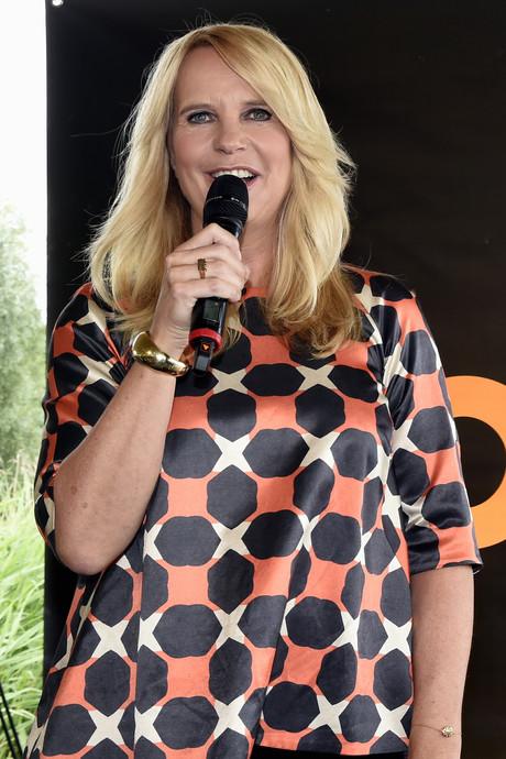 Lijnende Linda de Mol lyrisch om eerste tussenstand