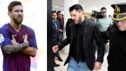 Oudere broer Messi krijgt 2,5 jaar voorwaardelijk na vondst van schietklaar pistool in een met bloed besmeurde boot